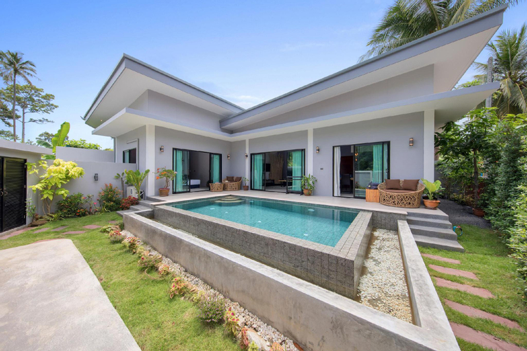 Villa Baan Suaan Bua. 3 bedroom villa with pool. Set in nature a Samui hideaway! - 19520720, Ko Samui