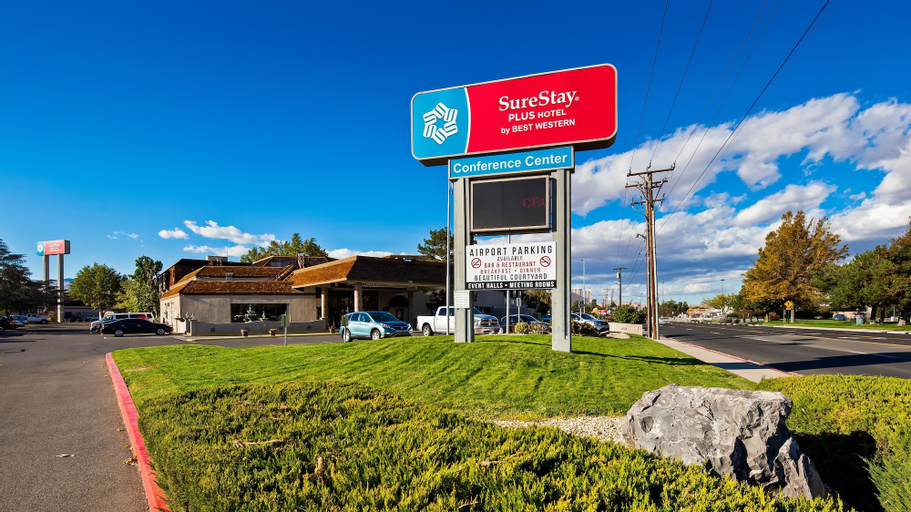 SureStay Plus Reno Airport Plaza Hotel, Washoe