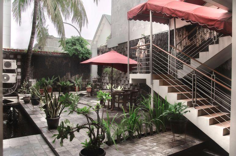 ARCS Jambuluwuk Blok M1, Jakarta Selatan