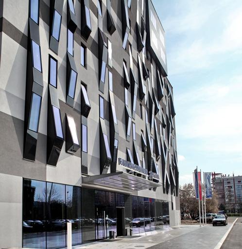 Falkensteiner Hotel Belgrade, Zemun