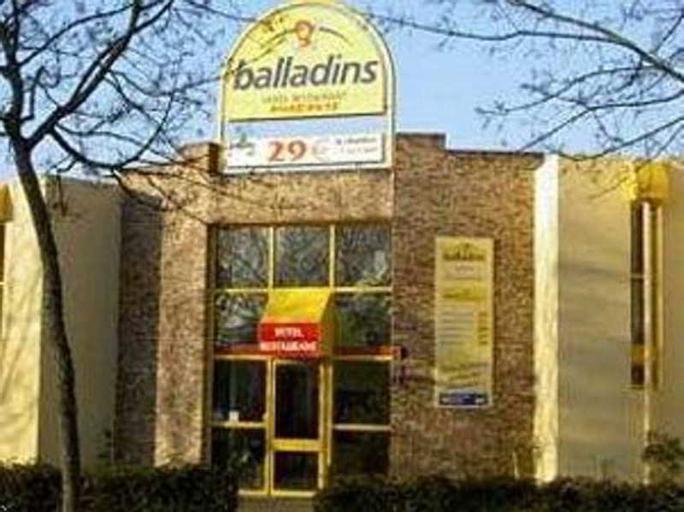 Balladins Besancon, Doubs