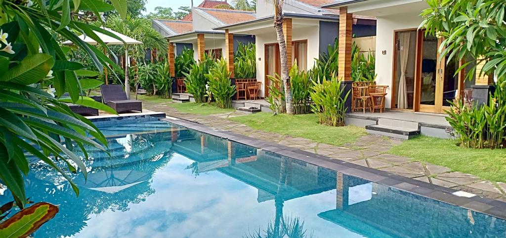 Singabu Bungalows, Klungkung