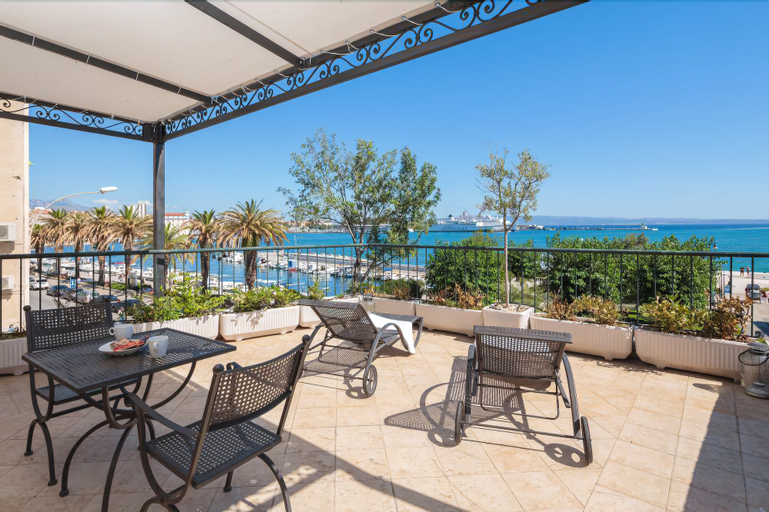 Riva and Diocletian Apartments, Split