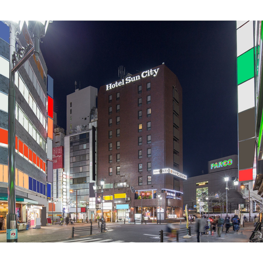 Hotel Sun City Ikebukuro, Toshima