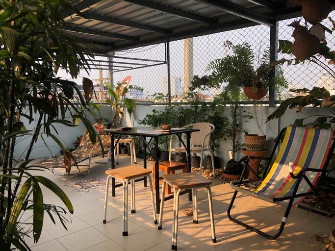 Jeesnail Guesthouse, Bang Kho Laem