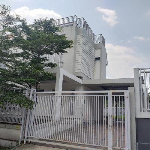 Santorini guest house, Bogor