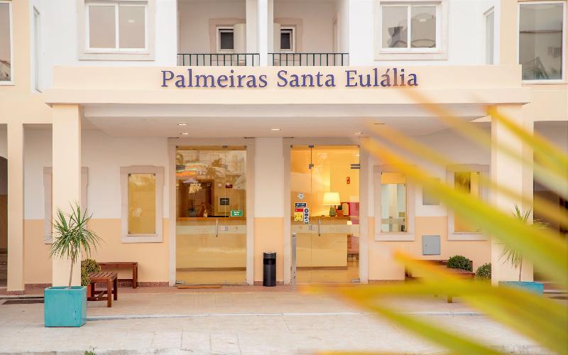 Palmeiras Santa Eulália, Albufeira