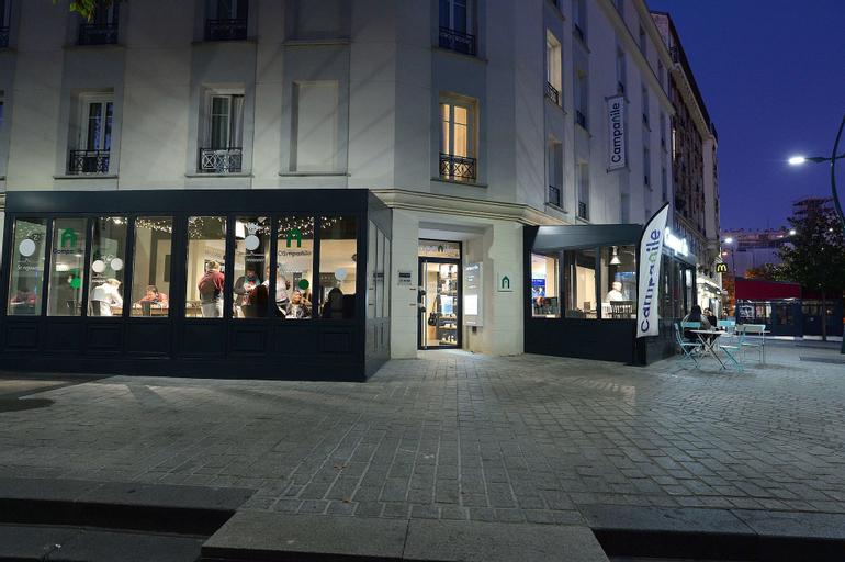 Campanile Paris - Clichy Centre, Hauts-de-Seine