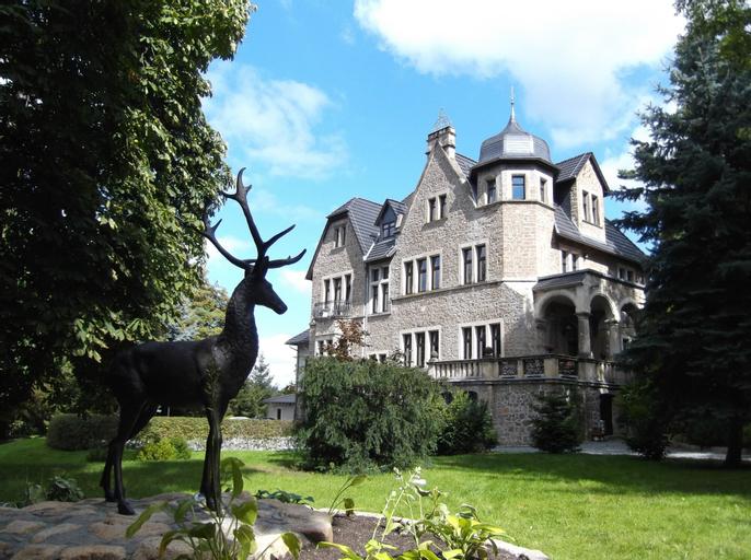 Schlosshotel Stecklenberg, Harz
