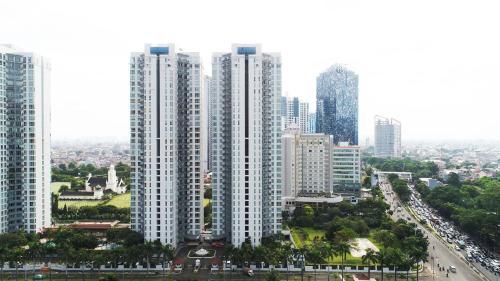 Puri Casablanca Apartment, Jakarta Selatan