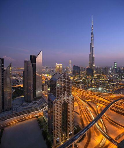 Dusit Thani Dubai,