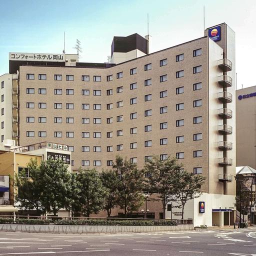 Comfort Hotel Okayama, Okayama