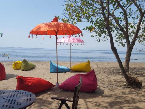 Bujang Lapuk Hostel, Lombok