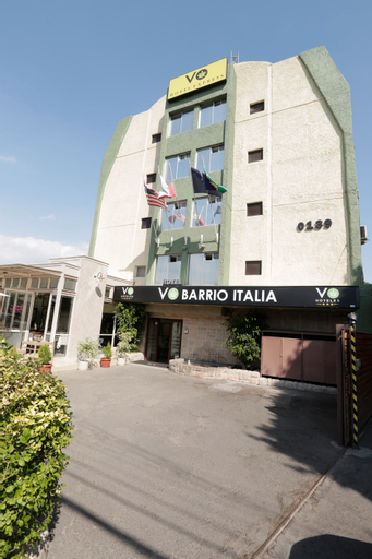 VO Express Hotel Barrio italia, Santiago