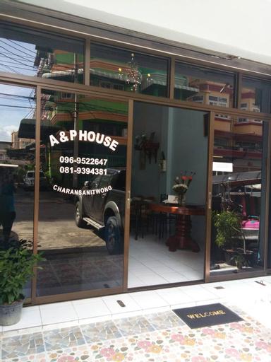 A & P House Charansanitwong, Bang Plad
