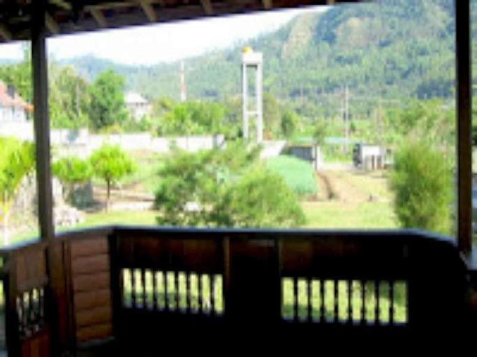 Vila Rumah Kayu, Malang