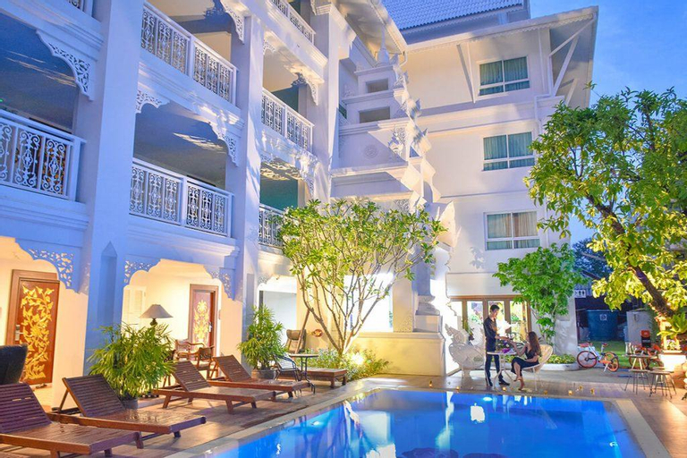 White Boutique Hotel and Spa, Muang Chiang Mai