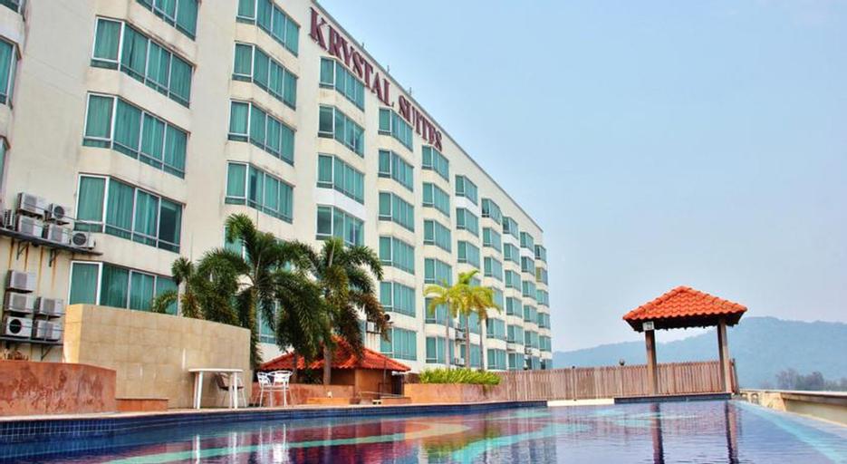 The Krystal Suites Service Apartment, Barat Daya