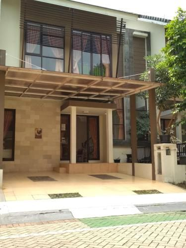 Designer Home Discoverry, Sektor 9 Bintaro, Tangerang Selatan