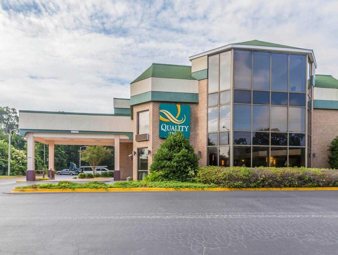 Quality Inn, Greenville