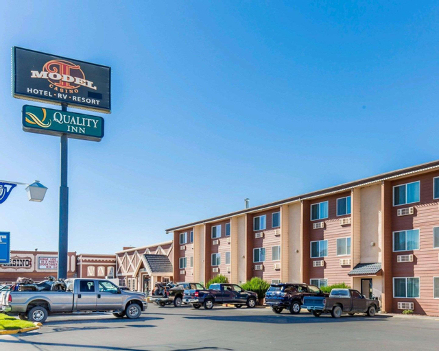 Quality Inn Winnemucca - Model T Casino, Humboldt