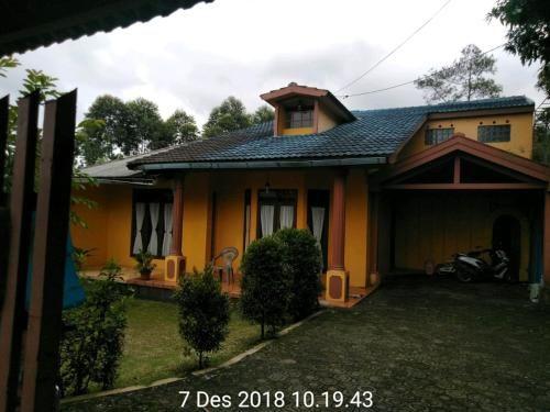 Villa Matahari Aljawharah, Bogor