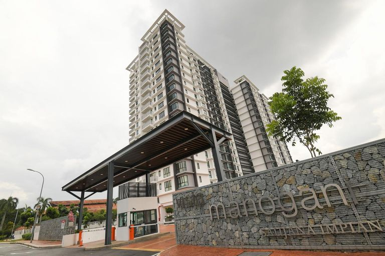 Vista Mahogani Serviced Apartment, Hulu Langat