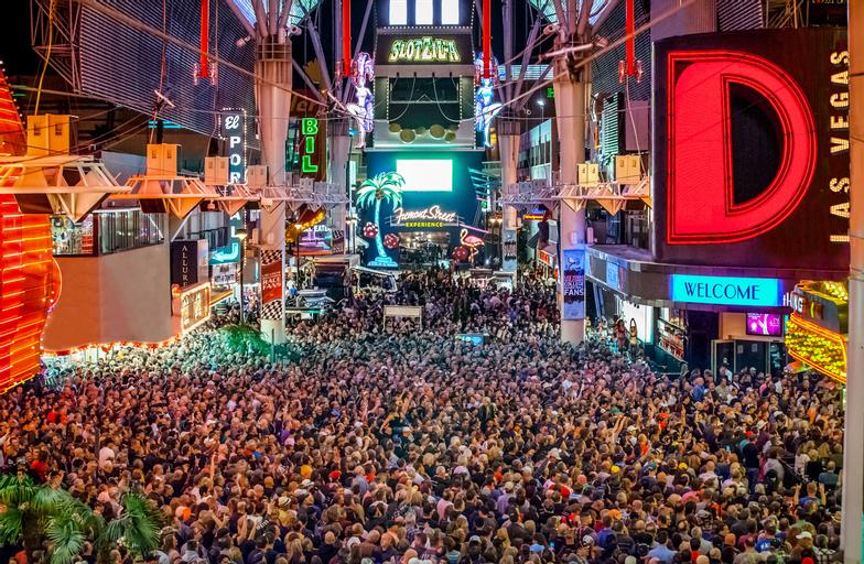 the D Las Vegas, Clark