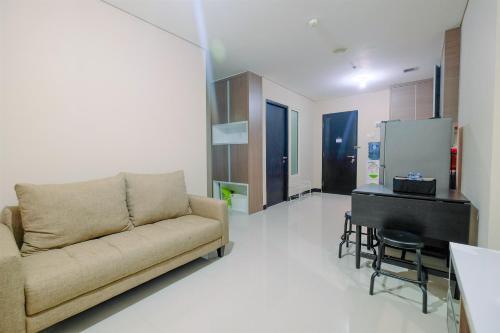 Comfy 2BR Apartment at Nifarro Park Pasar Minggu By Travelio, South Jakarta