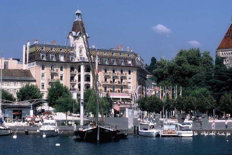Aulac, Lausanne
