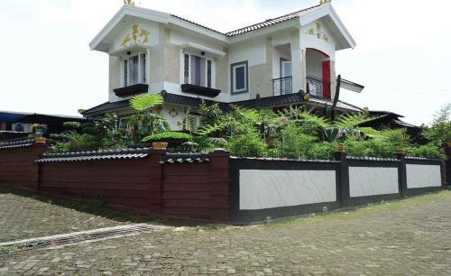 Villa Cipanas, Cianjur