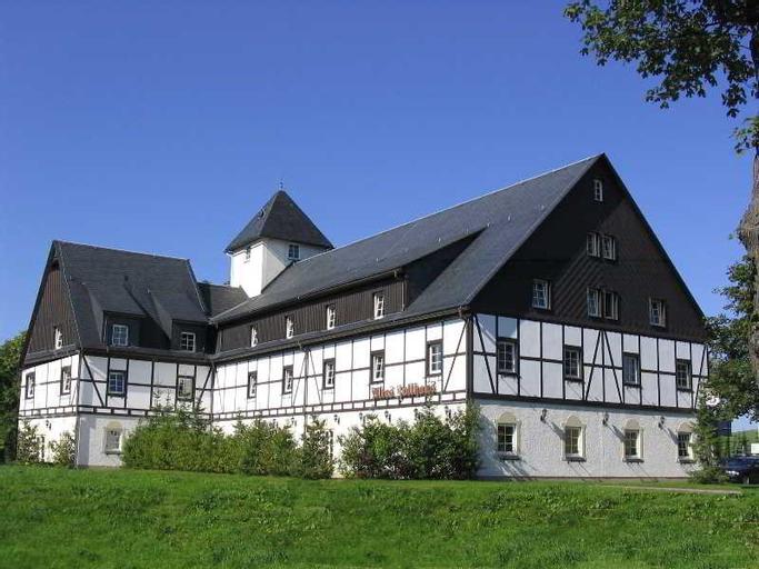 Landhotel Altes Zollhaus, Sächsische Schweiz-Osterzgebirge