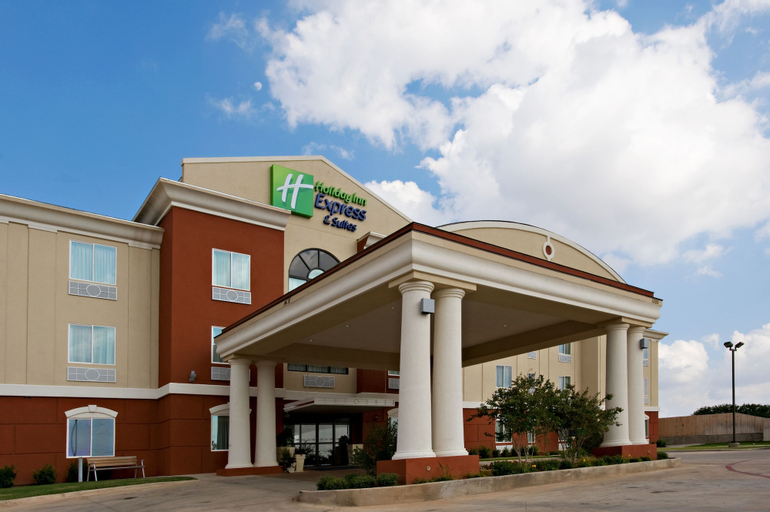 Holiday Inn Express and Suites Snyder, Scurry