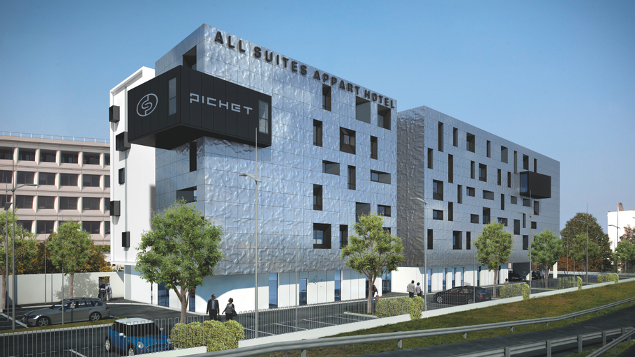 All Suites Appart Hôtel Orly Rungis, Val-de-Marne