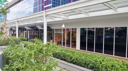 City View 2BR Apartment @ Green Pramuka near Shopping Mall By Travelio, East Jakarta