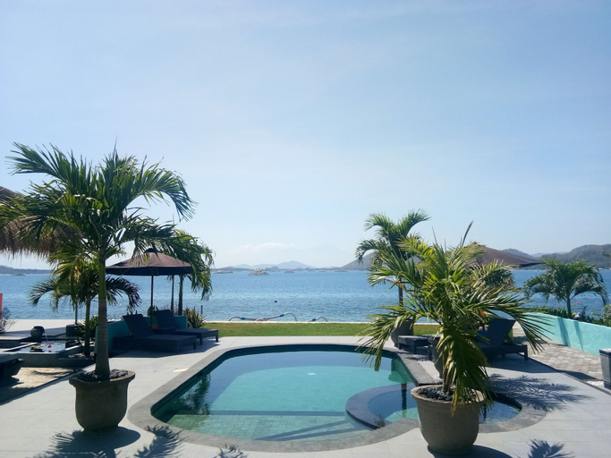 Villa Pemandangan, Lombok Barat