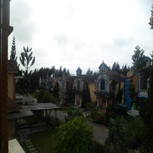 Santibi Villa Kartun NA, Cianjur
