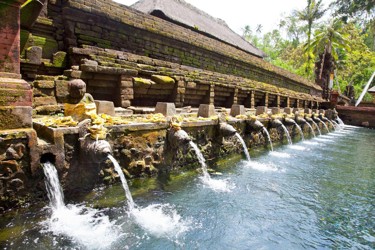 Twin House Cottages, Gianyar