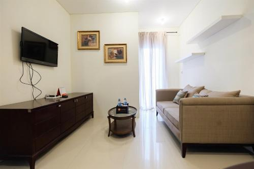 Spacious Apartment @ Northland Ancol Residence, North Jakarta