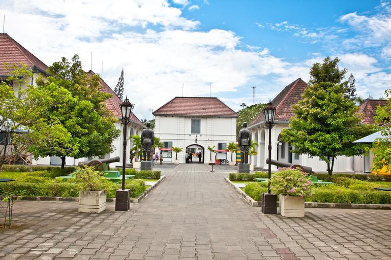 RedDoorz near Lempuyangan Station, Yogyakarta