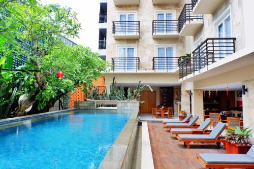 Saris Hotel Kuta, Badung