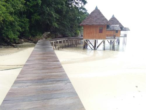 Singkey Water Cottage, Maluku Tengah