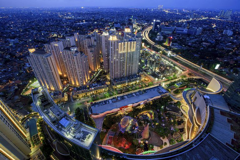 Monalisa Stabas Krui Hotel, Jakarta Pusat