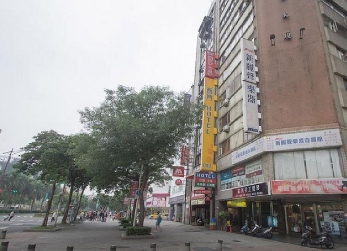 U Hotel (Ximen), Taipei City