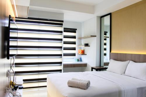 Comfy and Nice Studio Apartment at Springwood Residence By Travelio, Tangerang