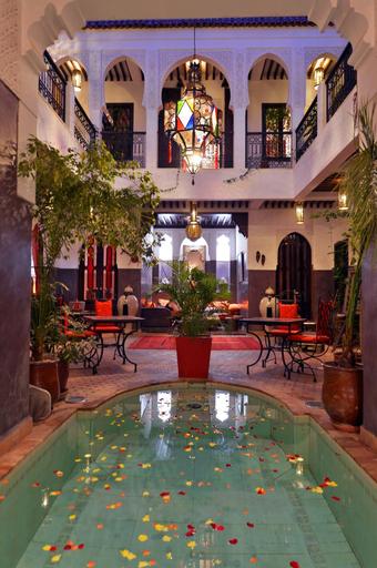 Riad La Porte Rouge, Marrakech