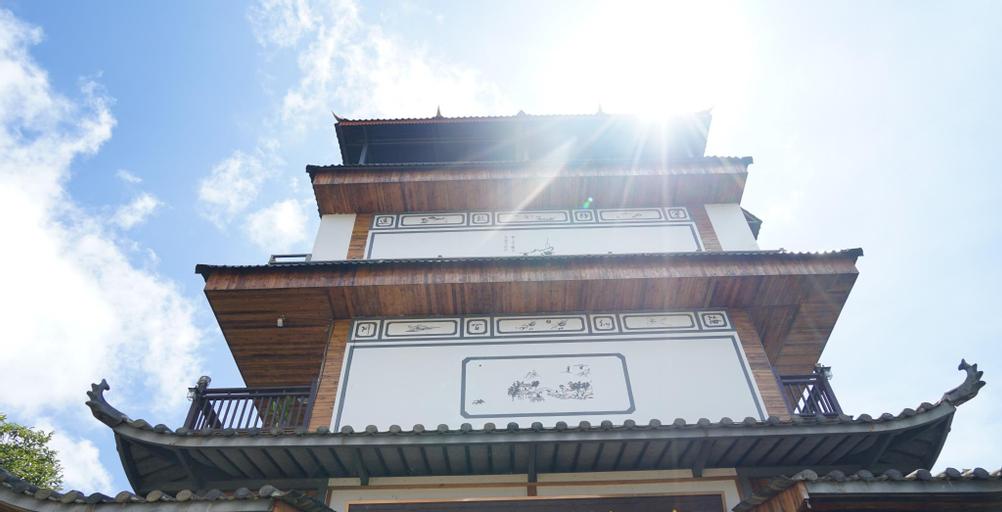 Ashen mountain-home, Xishuangbanna Dai