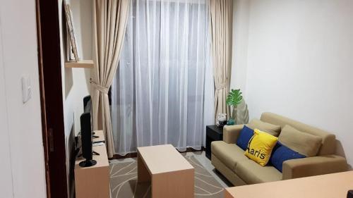 Apartemen Asatti Vanya Park BSD 1BR, Tangerang