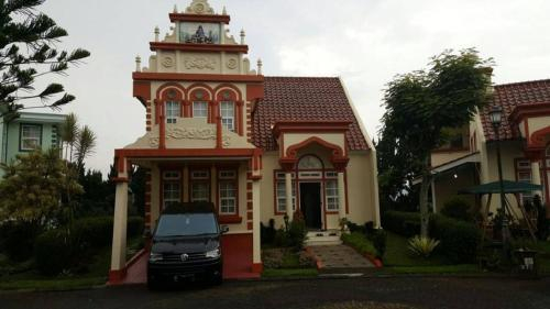 Villa Kota Bunga Homey (R14 Eindhoven), Cianjur