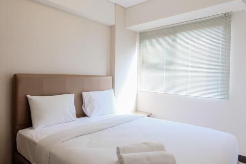 Luxurious and Convenient 2BR 19 Avenue Apartment, Tangerang
